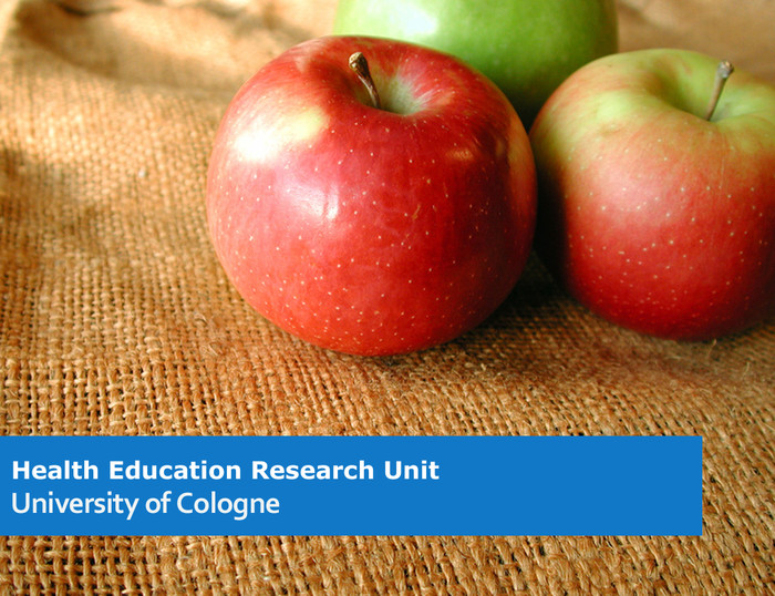 Health Education Research Unit
